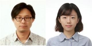 교신저자로 연구에 참여한 김동하 이화여대 화학나노과학과 교수(왼쪽)와 제1저자 전리나 연구원 - 이화여대 제공